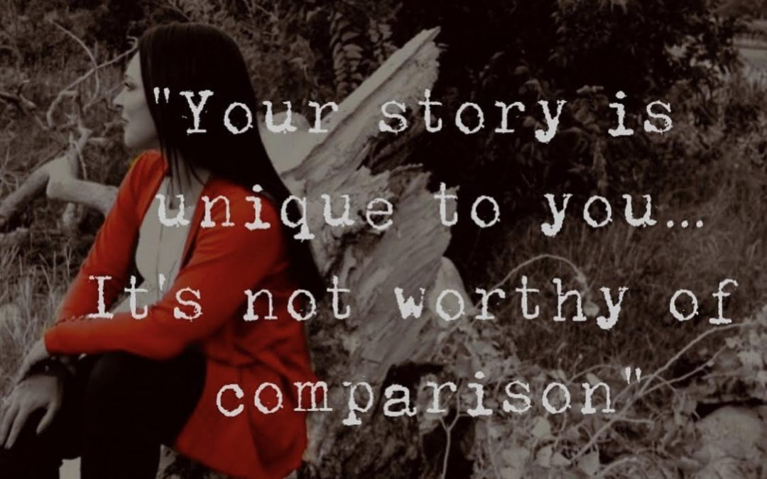 Stop Comparing Your Pain