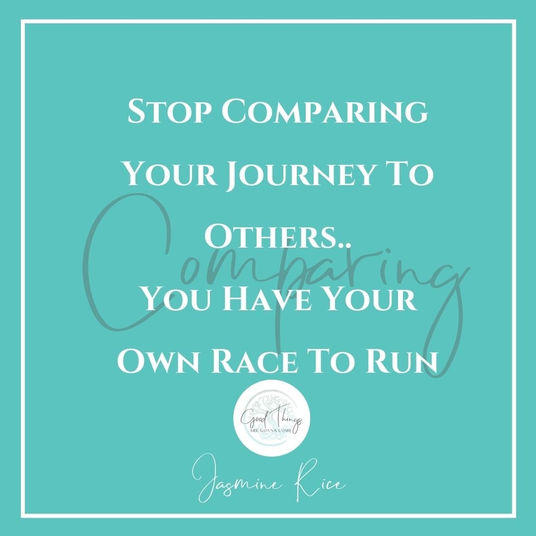 Stop Comparing Your Struggles