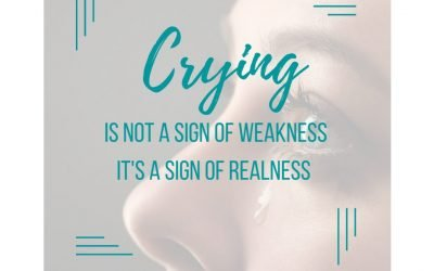 Sometimes You Need A Good Cry