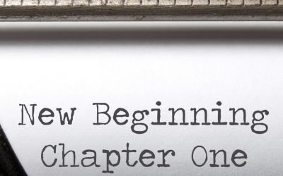 When One Chapter Ends, Another One Begins