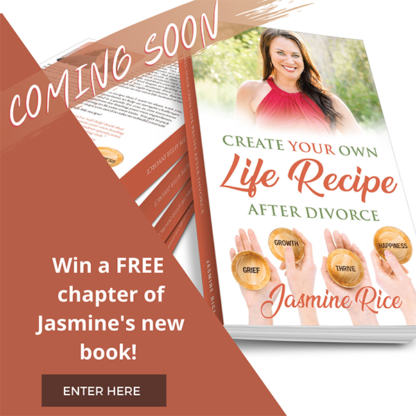 Create Your Own Life Recipe After Divorce - Win a Free Chapter!